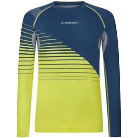 La Sportiva Artic Koszulka z długim rękawem Mężczyźni, opal/citrus